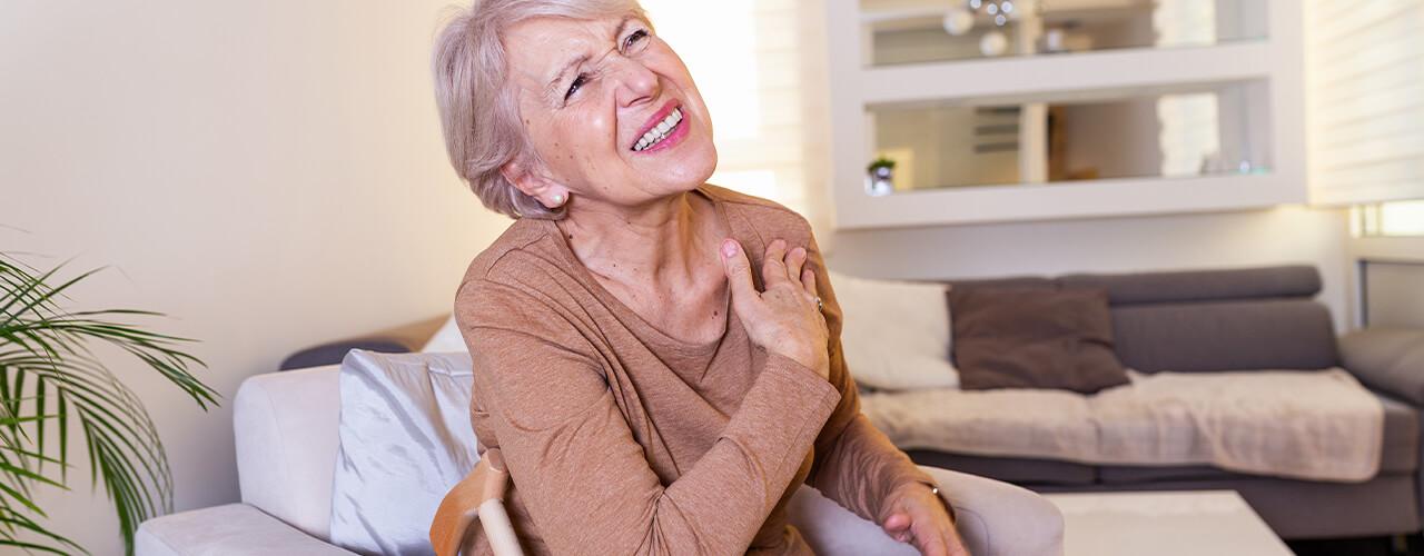 Shoulder Pain Relief Hot Springs, AR